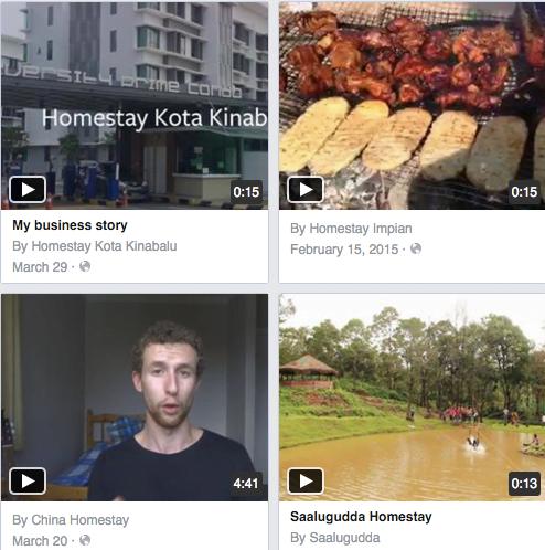 video homestay malaysia