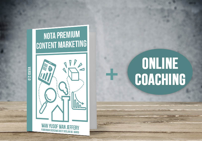 content marketing buku