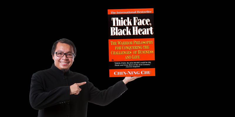 Thick Face, Black Heart: Prinsip 'Demi Dia'