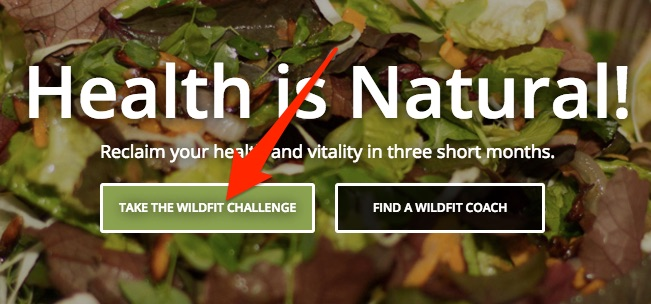wildfit take the challenge