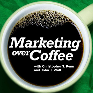 marketing over coffee