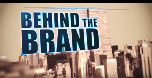 behind the brand