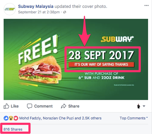 scarcity subway