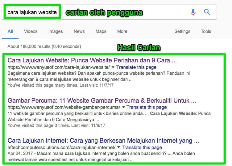 Cara Buat Website dan Blog Sendiri - Panduan Lengkap