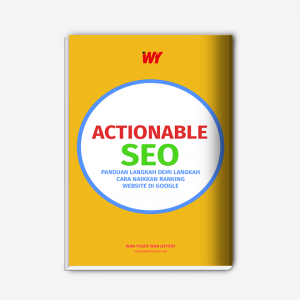 Ebook Actionable SEO