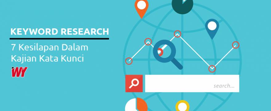 7 kesilapan dalam keyword research