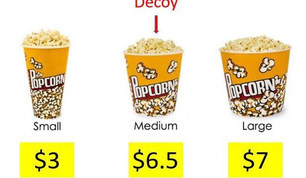 Price Decoy