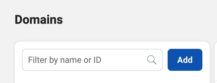 tambah domain